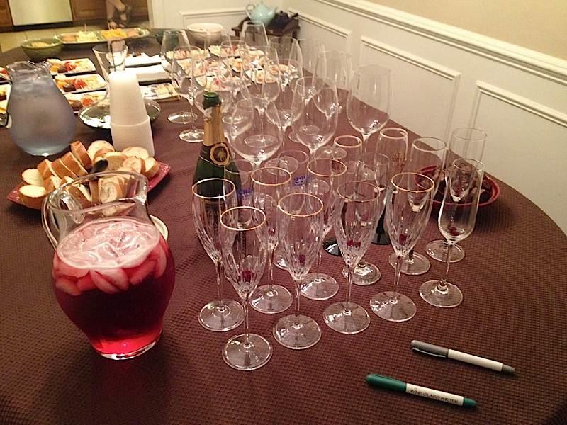 webJulie Wine Setup